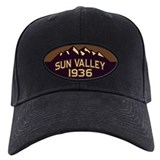 Sun Valley Sepia Baseball Hat