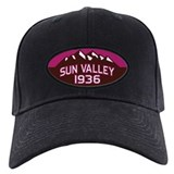 Sun Valley Raspberry Baseball Hat