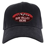 Sun Valley Red Baseball Hat