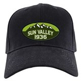 Sun Valley Green Baseball Hat