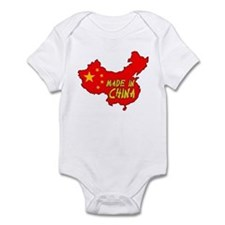 Made in China Onesie