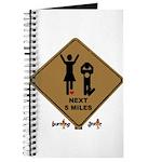 Burning Annie Journal & notepad