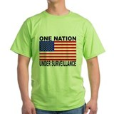 One Nation Under Surveillance T-Shirt