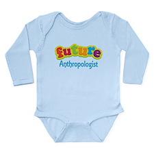 Future Anthropologist Long Sleeve Infant Bodysuit