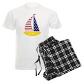 All American Sailboat Pajamas