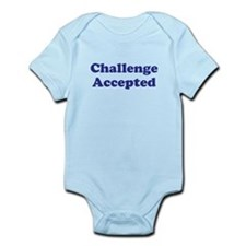 HIMYM: Challenge Accepted Body Suit