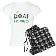 My Boat Rules Pajamas
