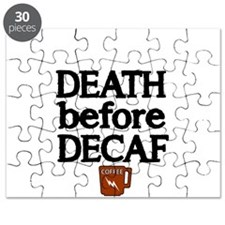 Death before Decaf 2 Puzzle