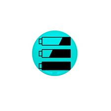 Battery level indicator - Mini Button (10 pk)