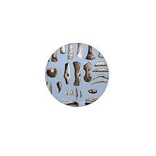 Prehistoric stone tools - Mini Button (10 pk)