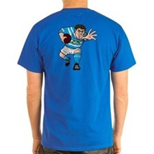 Argentina Rugby Forward T-Shirt