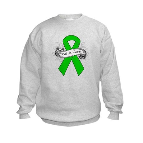 Bile Duct Cancer Find A Cure Kids Sweatshirt