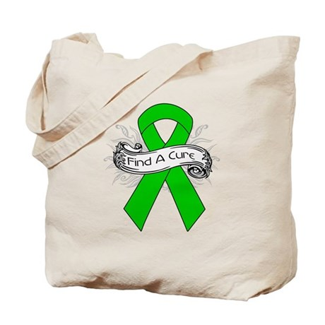 Bile Duct Cancer Find A Cure Tote Bag