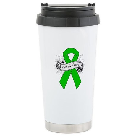 Bile Duct Cancer Find A Cure Ceramic Travel Mug