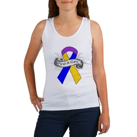 Bladder Cancer Find A Cure Women's Tank Top
