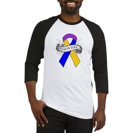 Bladder Cancer Find A Cure Baseball Jersey