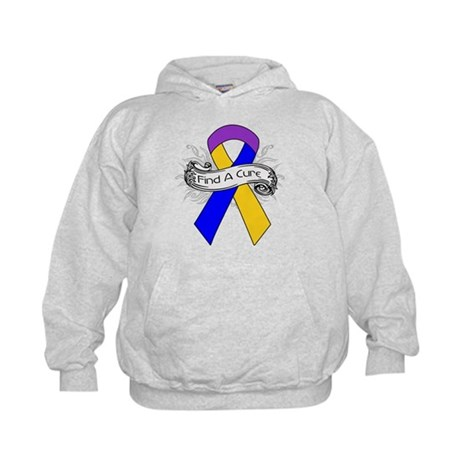Bladder Cancer Find A Cure Kids Hoodie