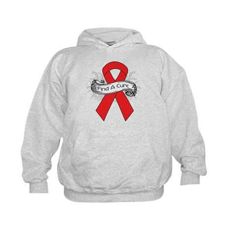 Blood Cancer Find A Cure Kids Hoodie