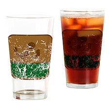 Tischtennis (used) Drinking Glass