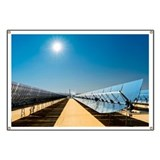 Solar power plant, California - Banner