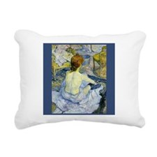 Cute Lautrec Rectangular Canvas Pillow
