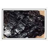 Anthracite coal - Banner