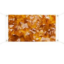 Citrine crystals - Banner