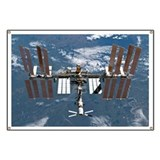 International Space Station, 2011 - Banner