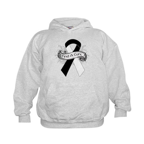 Carcinoid Cancer Find A Cure Kids Hoodie