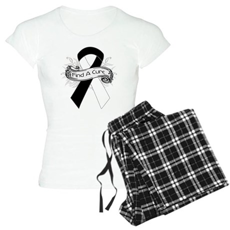 Carcinoid Cancer Find A Cure Women's Light Pajamas