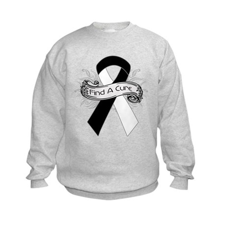 Carcinoid Cancer Find A Cure Kids Sweatshirt
