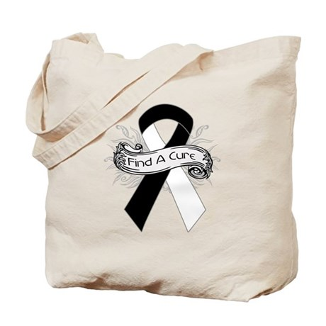 Carcinoid Cancer Find A Cure Tote Bag
