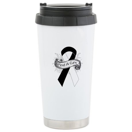 Carcinoid Cancer Find A Cure Ceramic Travel Mug