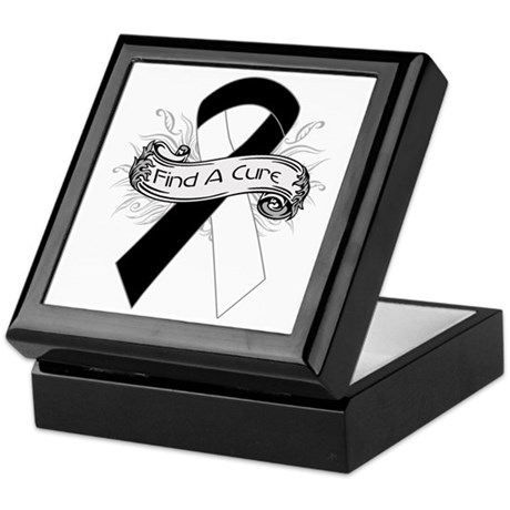 Carcinoid Cancer Find A Cure Keepsake Box