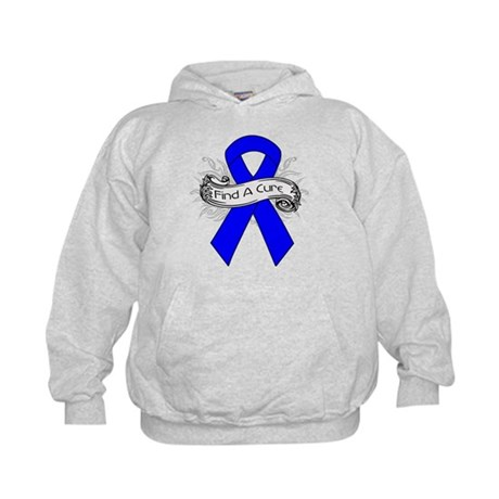 Colon Cancer Find A Cure Kids Hoodie