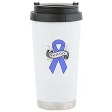 Esophageal Cancer Find A Cure Ceramic Travel Mug