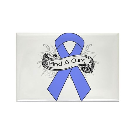Esophageal Cancer Find A Cure Rectangle Magnet