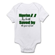 Nigerian by birth Infant Creeper