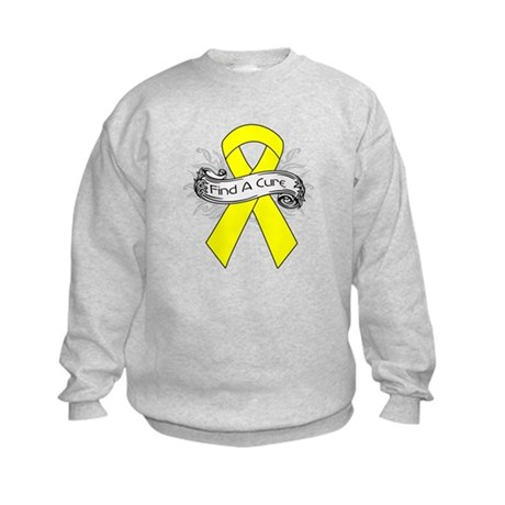 Ewings Sarcoma Find A Cure Kids Sweatshirt