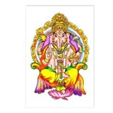 Ganesh Postcards (Package of 8)