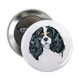 Cavalier King Charles Spaniel 2.25&quot; Button (10 pac