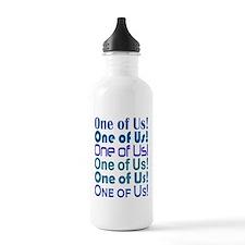One of Us! Freaks Water Bottle