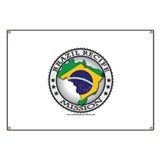 Missionary brazil Banners