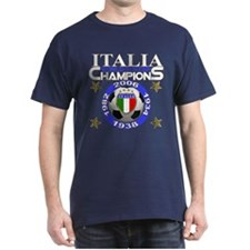 Italia World Soccer Champs T-Shirt