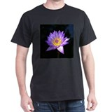 Fire Lily T-Shirt (black)