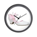 Butterfly Janes Wall Clock
