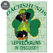 Dachshunds Are Leprechauns In Disquise Puzzle