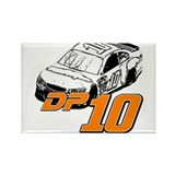 dp10car Rectangle Magnet (100 pack)
