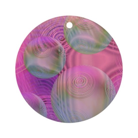 Inner Flow III Ornament (Round)