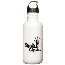 Comedy Chords Sports Water Bottle